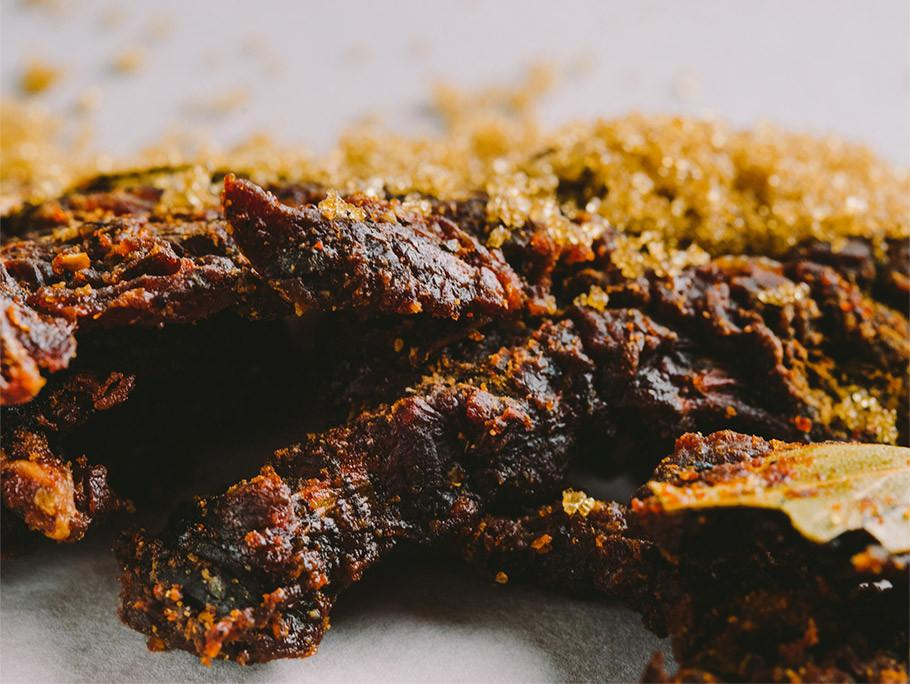 Alternative Image of Filet Mignon Chipotle Adobo Jerky - Sweet & Tangy