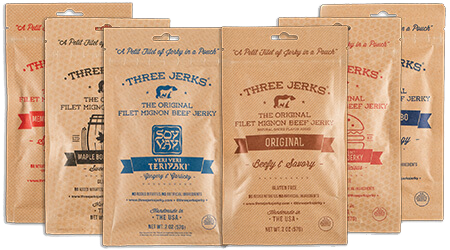 Image of Three Jerks Complete Variety Pack Package