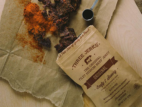 Image of Filet Mignon Original Jerky - Beefy & Savory Package