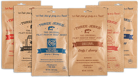 Three Jerks Complete Variety Pack - Get More Information