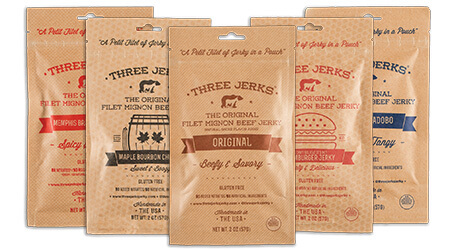 Three Jerks Variety Packs - Get More Information